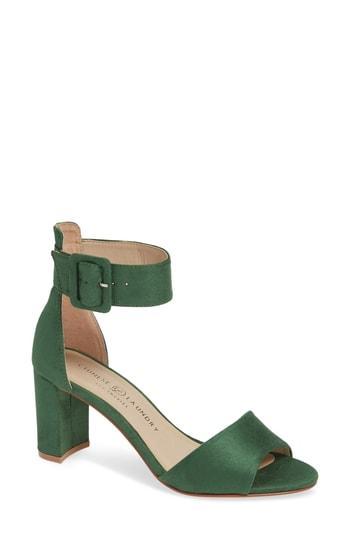 Women's Chinese Laundry Rumor Sandal .5 M - Green