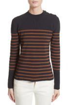 Women's Belstaff Selicia Stripe Sweater - None
