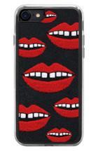 Zero Gravity Hello Iphone 7 Case - Black