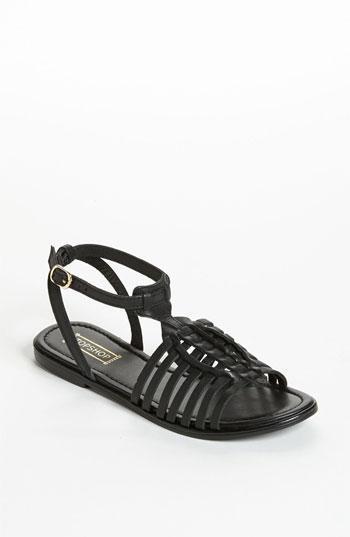 Topshop 'forward Vintage' Sandal