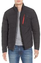 Men's Spyder Syrround Down Jacket - Black