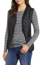Women's Via Spiga Faux Fur Vest