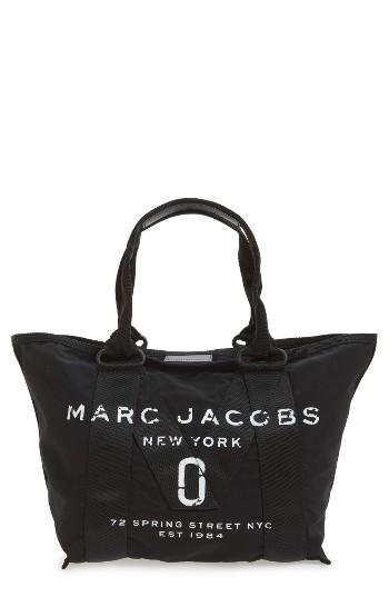 Marc Jacobs Small New Logo Tote -