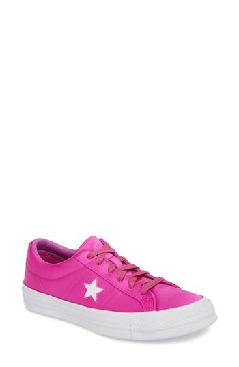 Women's Converse Chuck Taylor All Star One Star Low-top Sneaker M - White