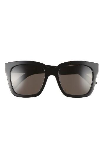 Women's Gentle Monster The Dreamer 54mm Sunglasses - Black