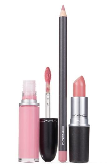 Mac Pink Lip Kit -
