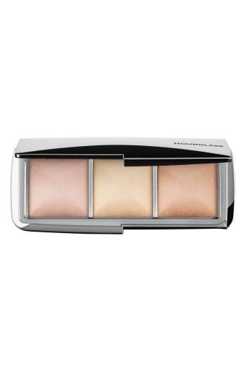 Hourglass Ambient Metallic Strobe Lighting Palette - No Color