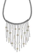 Women's Lagos 'caviar Icon' Rope Bib Necklace