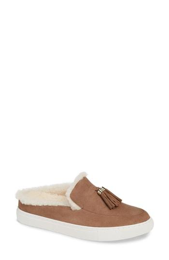Women's Gentle Souls By Kenneth Cole Rory Loafer Mule M - Brown