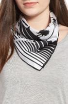 Women's Rebecca Minkoff Shady Silk Bandanna