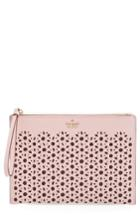 Kate Spade New York Cameron Street - Bella Leather Pouch - Pink