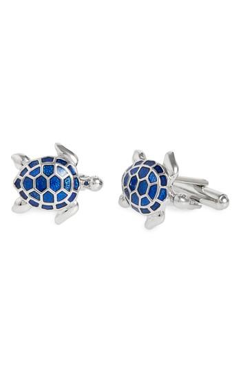 Men's Link Up Sea Turtle Cuff Links