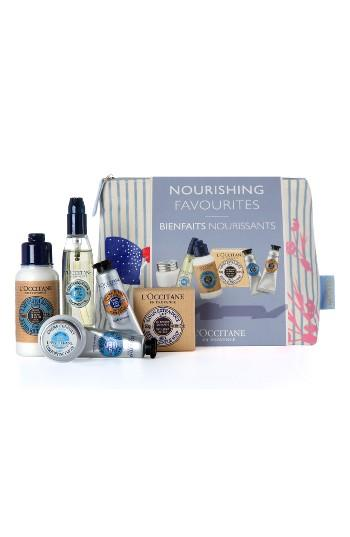 L'occitane Nourishing Favorites Collection