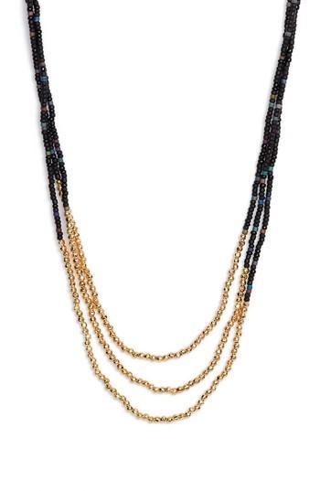 Women's Gorjana Sayulita Multistrand Necklace