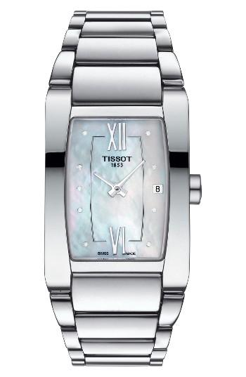 Women's Tissot Generosi-t Bracelet Watch, 27mm