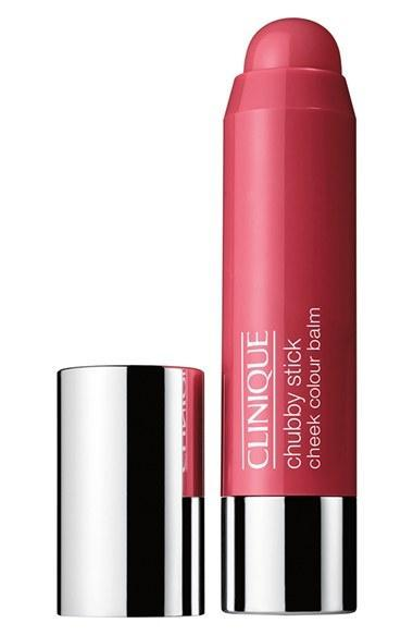 Clinique 'chubby Stick' Moisturizing Cheek Color Balm Roly Poly Rosy