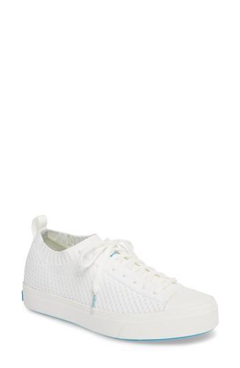 Women's Native Shoes Jefferson 2.0 Liteknit Sneaker M - White