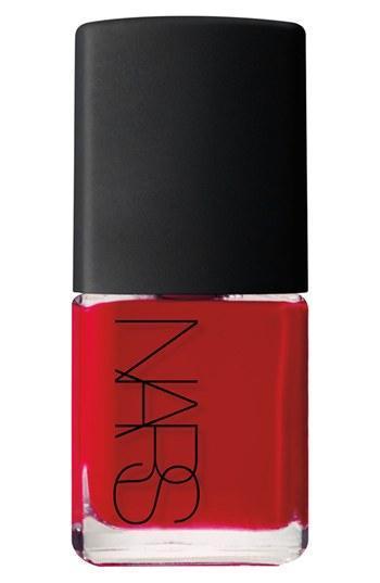 Nars 'guy Bourdin - Cinematic' Nail Polish Tomorrows Red