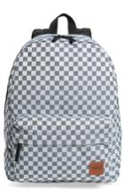 760e112f95 Vans Deana Iii Checkered Backpack - White