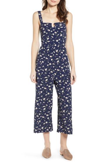 Women's Heartloom Presley Jumpsuit - Blue