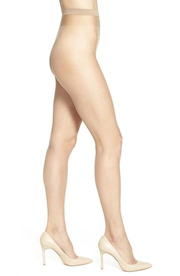 Women's Wolford Naked 8 Pantyhose - Brown