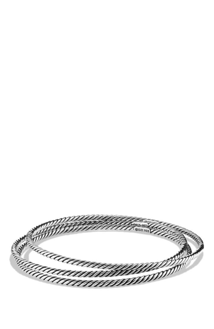 Women's David Yurman 'cable Classics' Bracelets