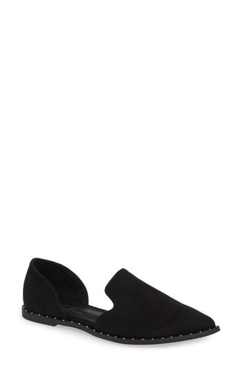 Women's Chinese Laundry Emy Loafer Flat .5 M - Black