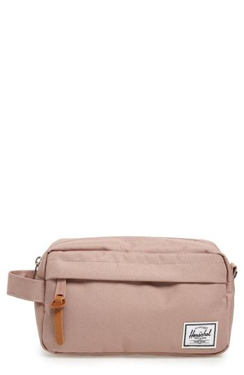 Herschel Supply Co. Chapter Carry-on Travel Kit, Size - Ash Rose