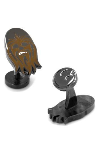 Men's Cufflinks, Inc. Star Wars(tm) Chewbacca Cuff Links