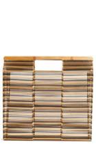 Cult Gaia Large Gaias Bamboo Handbag - Brown