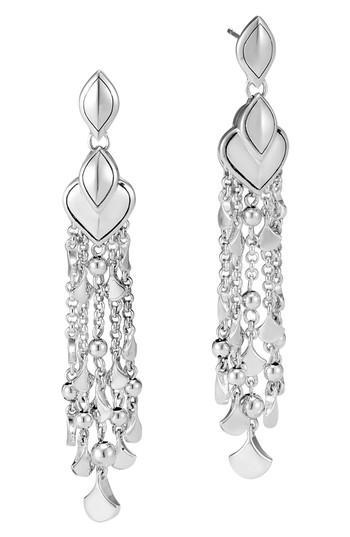 Women's John Hardy Legends Naga Chandelier Stud Earrings
