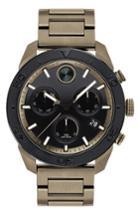 Men's Movado Bold Sport Chronograph Bracelet Watch, 44mm