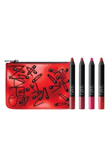 Nars Riot Velvet Matte Lip Pencil Set - No Color