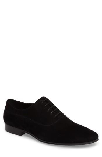 Men's Aldo Stolfi Plain Toe Oxford D - Black