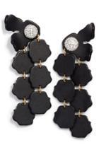 Women's Lele Sadoughi Confetti Petal Drop Earrings