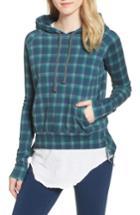 Women's Frank & Eileen Tee Lab Plaid Pullover Hoodie - Blue