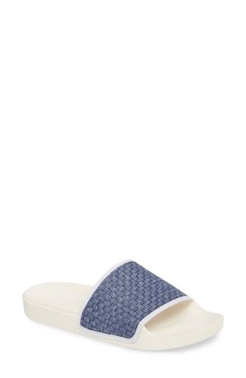 Women's Bernie Mev. Flex Slide Sandal Us / 36eu - Blue