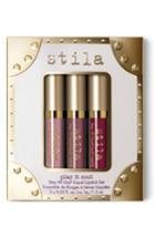 Stila Play It Cool Stay All Day Liquid Lipstick Set -
