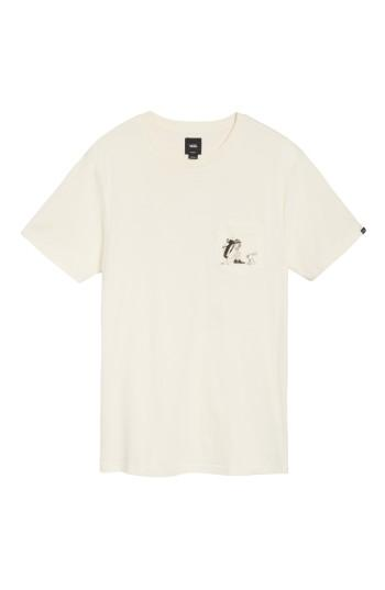 Men's Vans X Yusuke Hanai Outdoors Graphic Pocket T-shirt