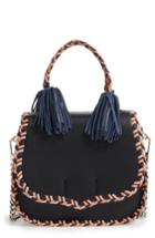 Rebecca Minkoff Chase Leather Saddle Bag -