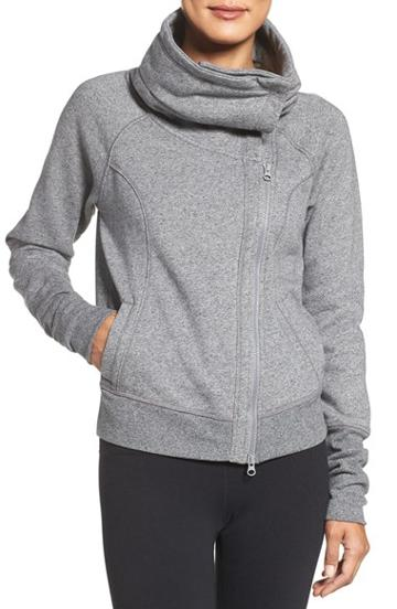 Women's Zella Into Balance Jacket - Grey