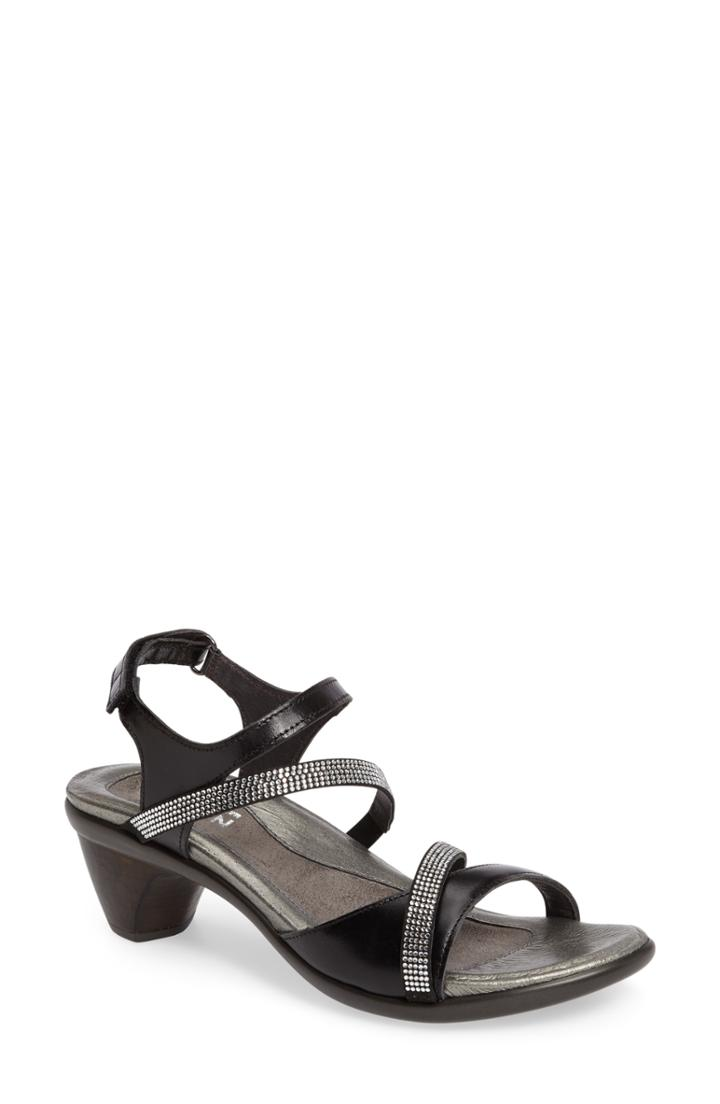 Women's Naot Innovate Sandal Us / 37eu - Black