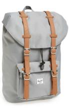 Men's Herschel Supply Co. Little America - Mid Volume Backpack - Grey