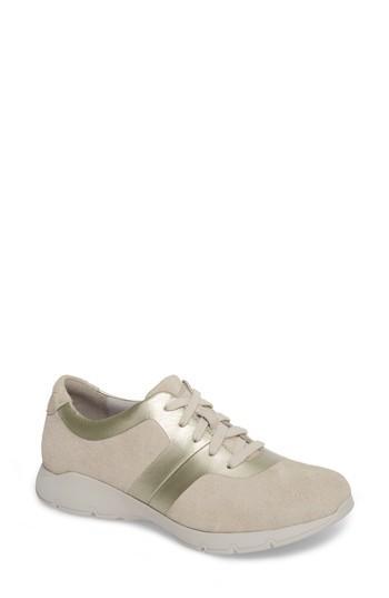 Women's Dansko Andi Sneaker .5-6us / 36eu M - White