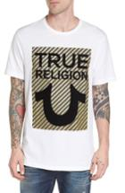 Men's True Religion Brand Jeans True U T-shirt - White