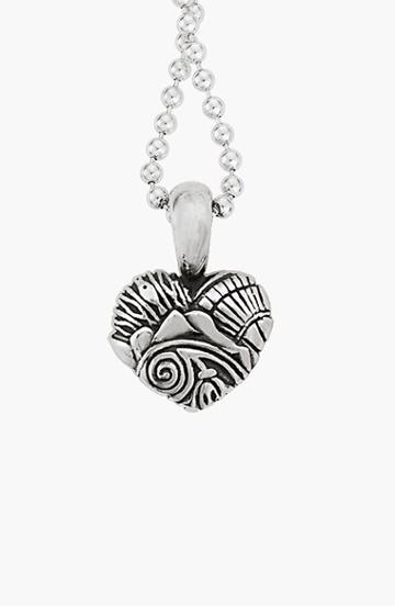 Women's Lagos 'hearts Of Lagos - Seattle' Reversible Pendant Necklace