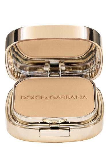 Dolce & Gabbana Beauty Perfect Matte Powder Foundation - Caramel 110