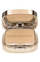 Dolce & Gabbana Beauty Perfect Matte Powder Foundation - Caramel 110