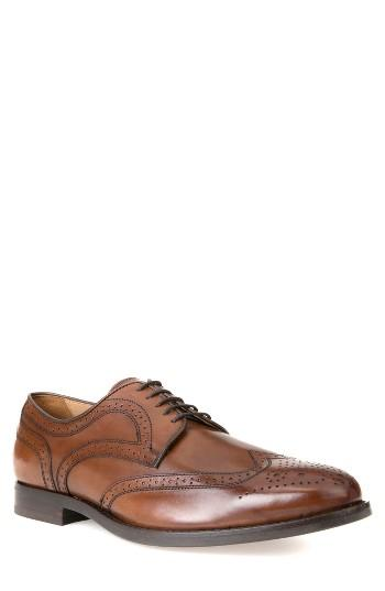 Men's Geox Hampstead 5 Wingtip