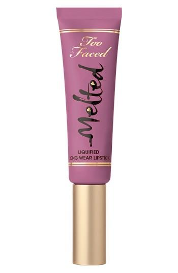 Too Faced Melted Liquified Long Wear Lipstick - Fig